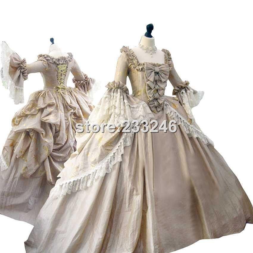 100f01edb Vestido victoriano era período gótico recreación ropa teatro medieval  renacimiento traje del vestido de boda por encargo en Vestidos de Ropa y  Accesorios de ...
