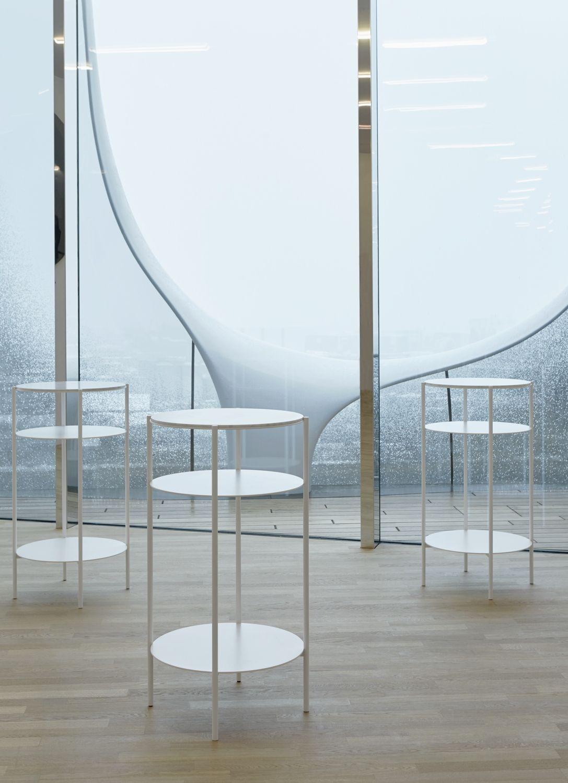 Entfärbte Harmonien Interieurs Und Möblierung Der Elbphilharmonie
