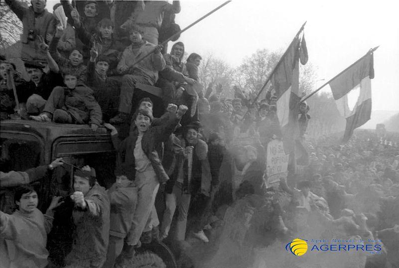 1989: Revolutia Romana prin vizorul Nikon