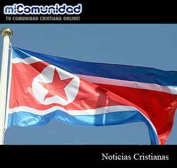 Crecimiento Cristiano En Corea Del Norte A Pesar De La Persecución North Korea North Korean Flag Korean Flag