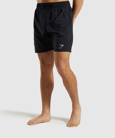 20b9ba4688 Gymshark Performance Board Shorts - Black in 2019 | Products ...