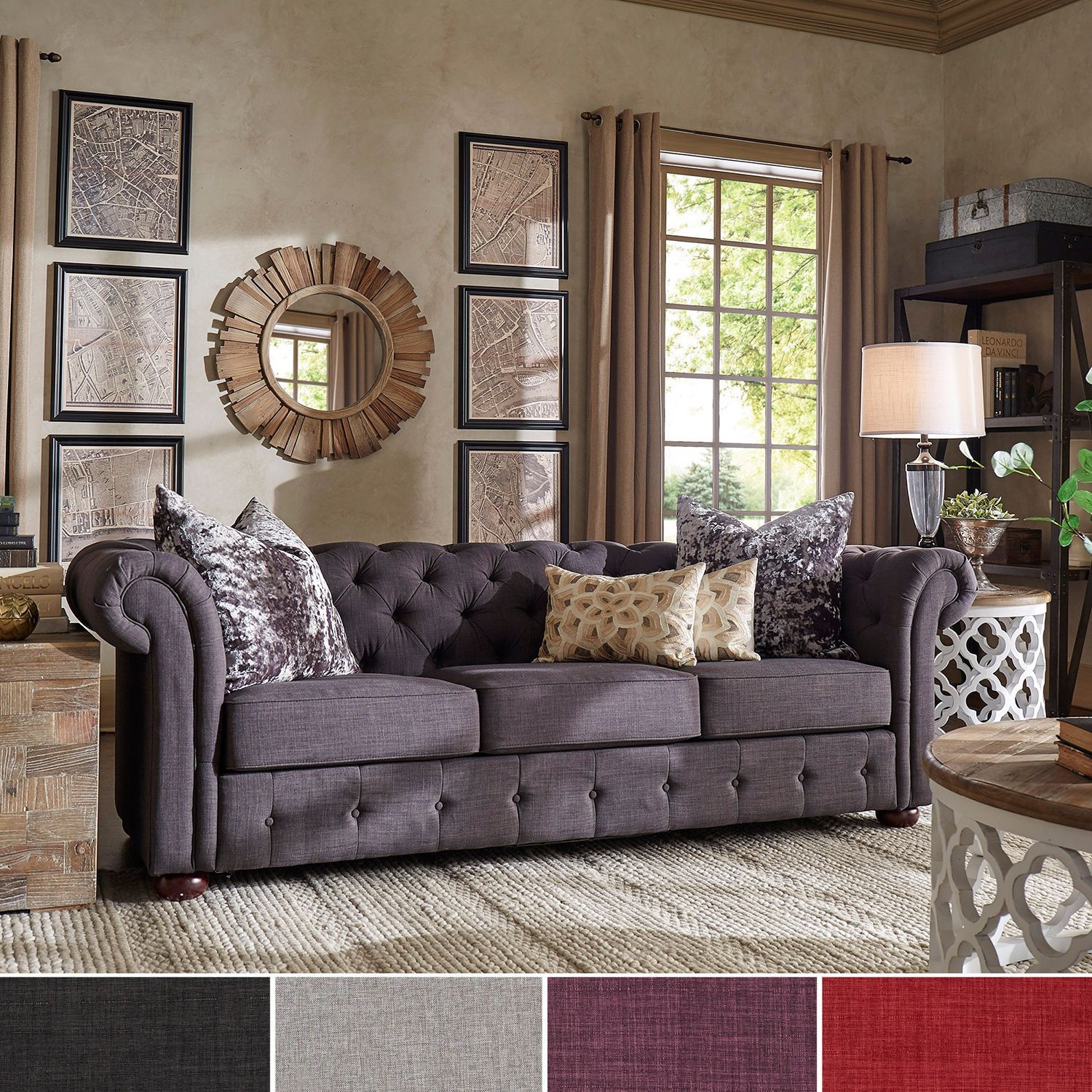 Color Me Gray My Favorite Room Color of the Year