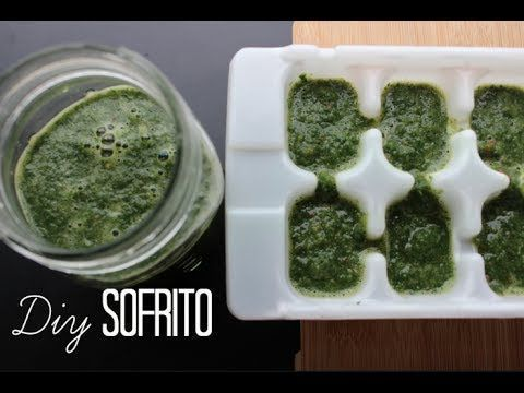 DIY Herbed Ice Cubes #sofritorecipe Sofrito recipe - A stash of this flavorful Spanish sauce means you're always one step ahead. The only thing easier than making it is finding ways to use it.Continue Reading... #sofritorecipe DIY Herbed Ice Cubes #sofritorecipe Sofrito recipe - A stash of this flavorful Spanish sauce means you're always one step ahead. The only thing easier than making it is finding ways to use it.Continue Reading... #sofritorecipe DIY Herbed Ice Cubes #sofritorecipe Sofrito re #sofritorecipe