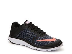 21b4eabff34c Nike FS Lite Run 3 Print Lightweight Running Shoe - Womens