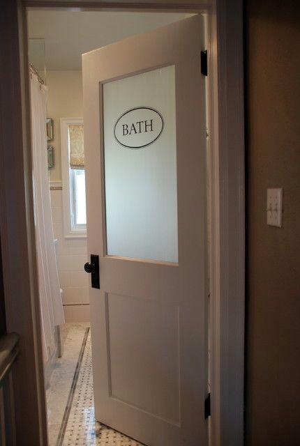 12 Basement Remodeling Ideas For Your Home In 2020 Glass Bathroom Door Trendy Bathroom Frosted Glass Door