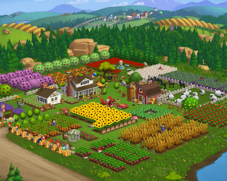 Zynga has made some of the most popular games on Facebook