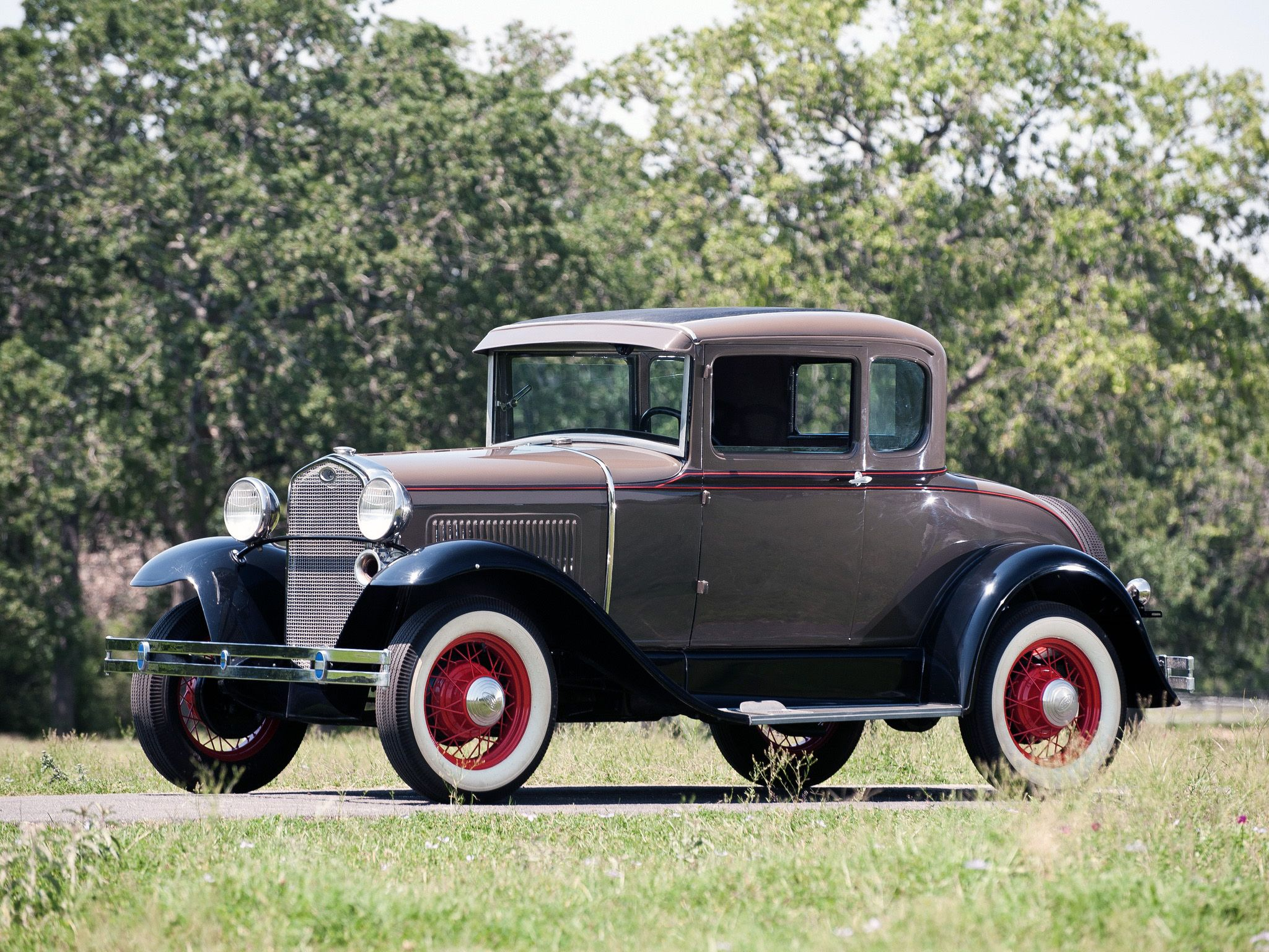 1930 Ford Model-A 5-window Coupe | Ford Model A | Pinterest | Ford ...