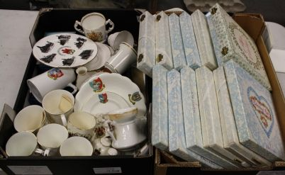 Collectors & General Auction – Lot 167 – A large collection of commemorative…