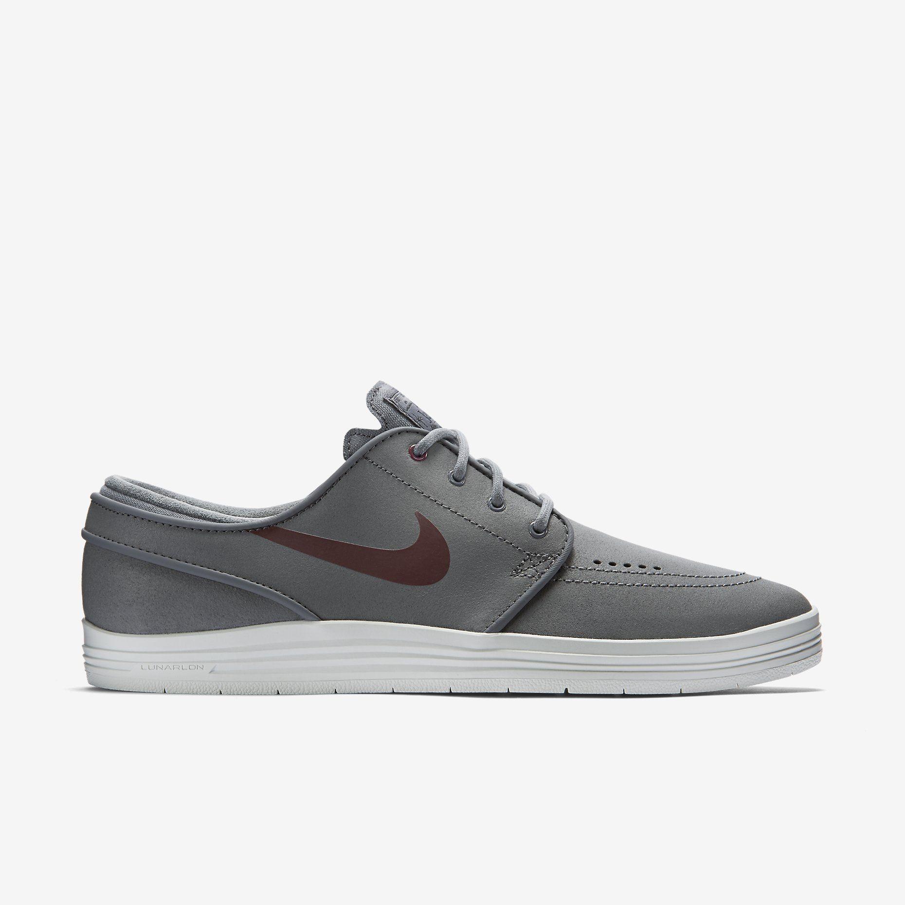 Nike SB Lunar Stefan Janoski – Chaussure de skateboard pour Homme. Nike  Store FR 166244631