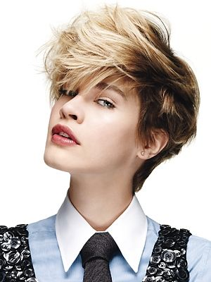 4 haircuts that will change your life  androgynous hair