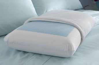 The Sensa Cool Pillow From Pacific Coast Feather Is Designed To