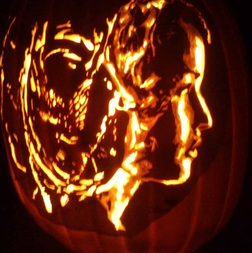 Google themes hunger games