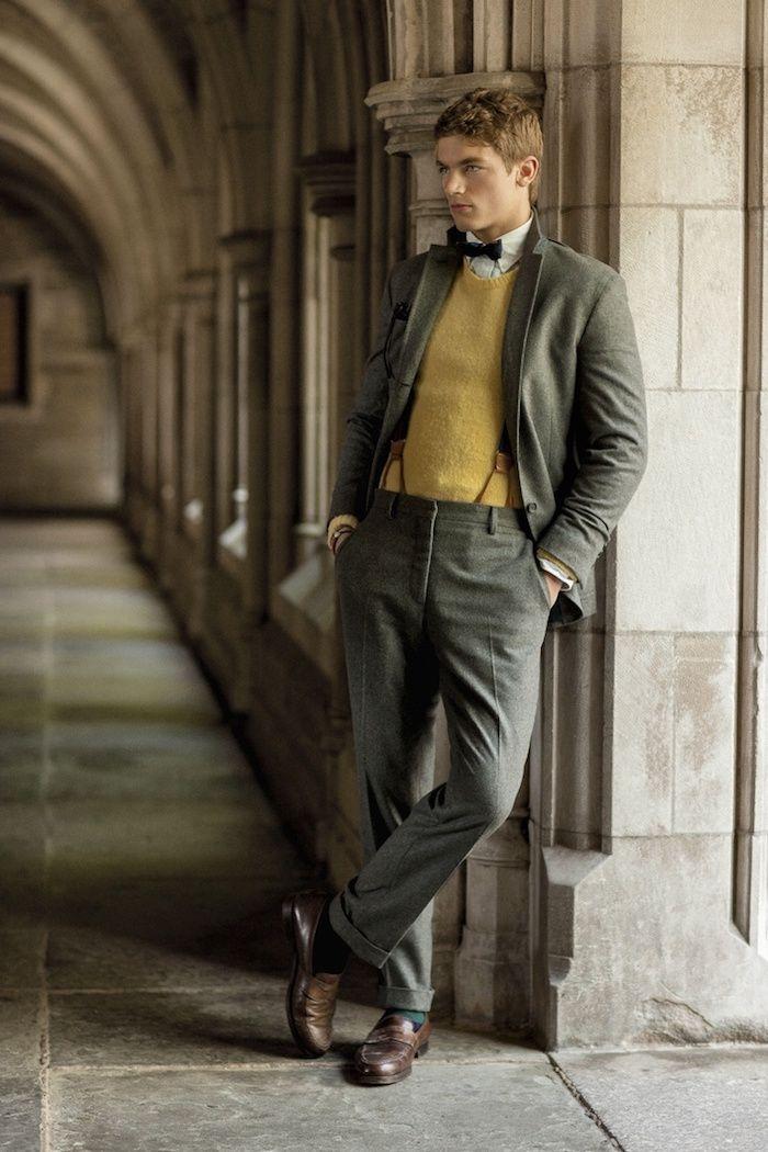 1001 ideen thema grauer anzug welches hemd passt dazu herrenmode preppy style preppy style