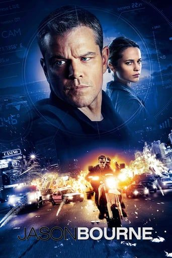 Jason Bourne Stream Hd