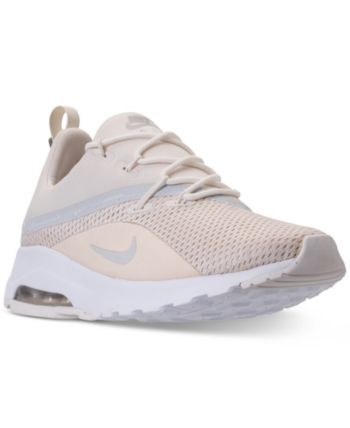 sale retailer 26b9b 699a7 Nike Women s Air Max Motion Racer 2 Running Sneakers from Finish Line - Brown  7.5