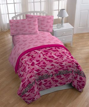 Attrayant Duck Dynasty Pink Camo Comforter By Duck Dynasty #zulilyfinds · Camo BeddingBedding  SetsTwin ...