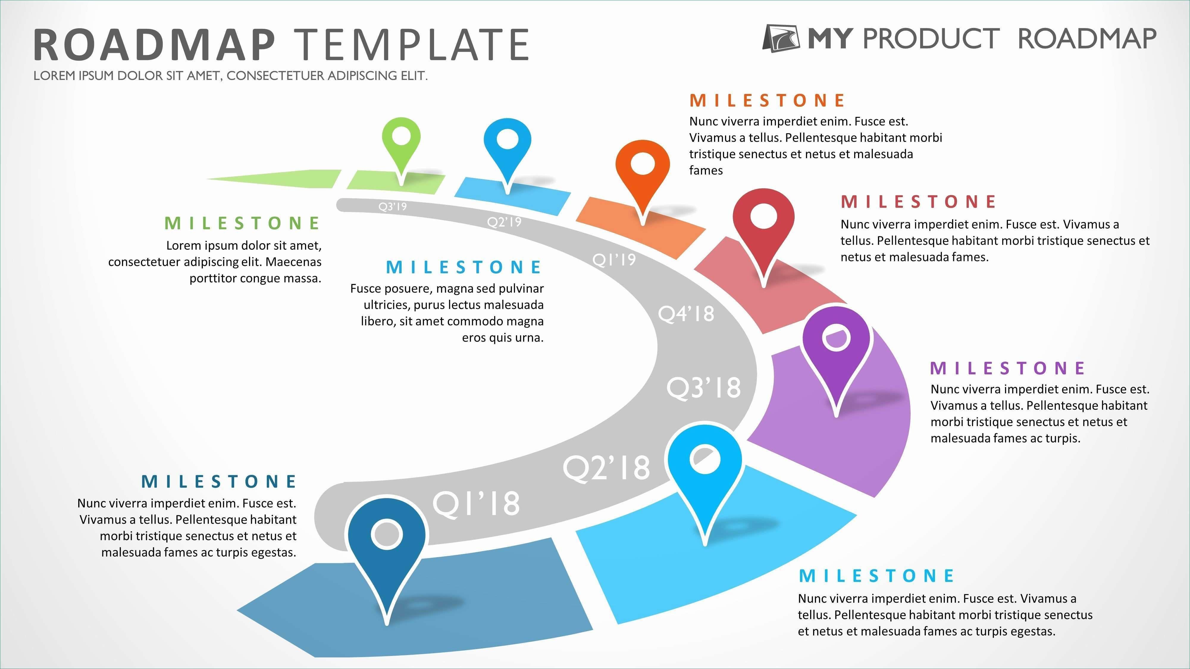 It Roadmap Template Powerpoint Thatll Beautifully Match Your Needs These It Roadmap Template Pow Roadmap Template Roadmap Infographic Product Roadmap Template
