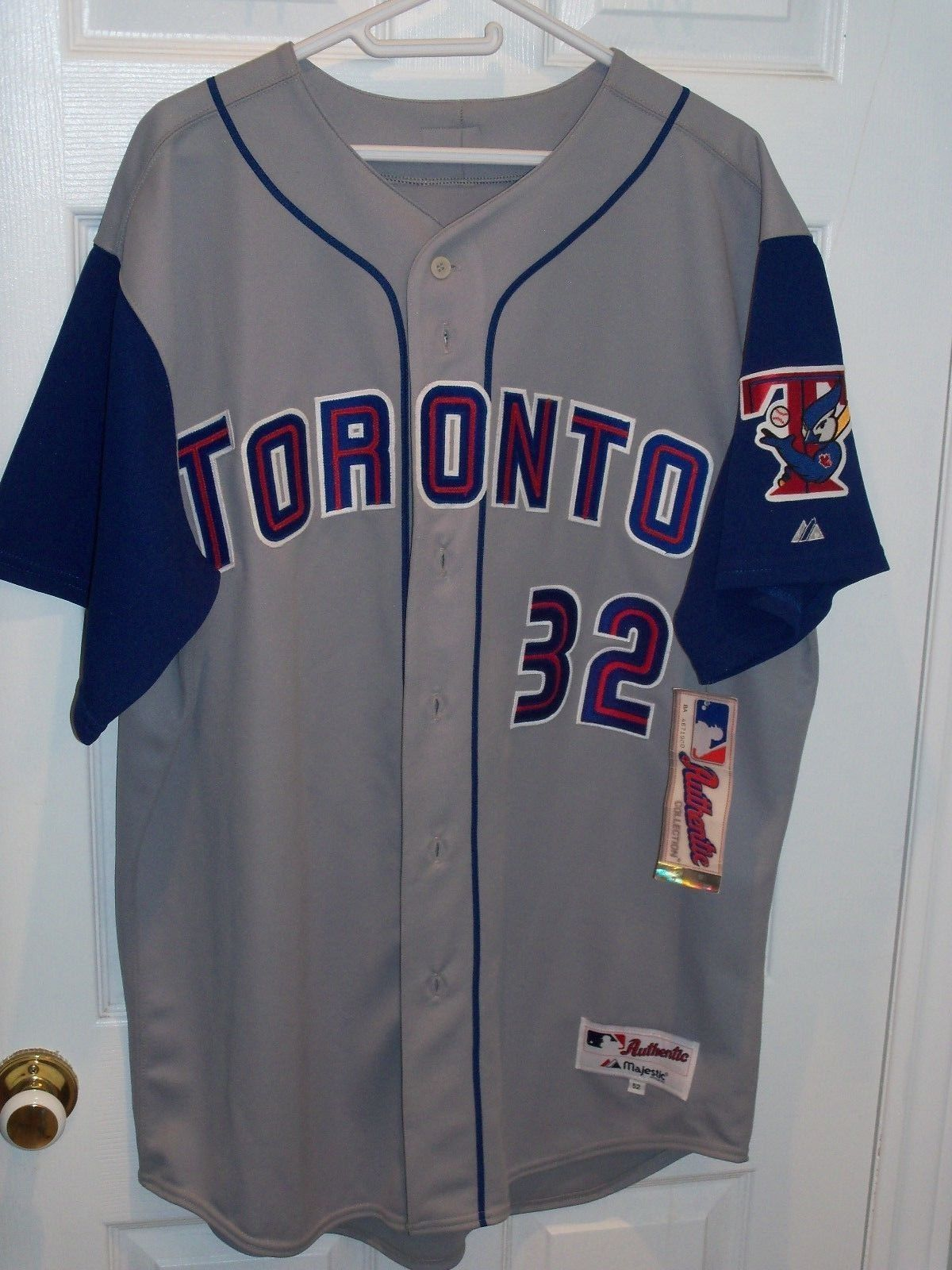 54d56387a59 Roy Halladay Toronto Blue Jays Jersey BRAND NEW (No others like it on Ebay)  RARE