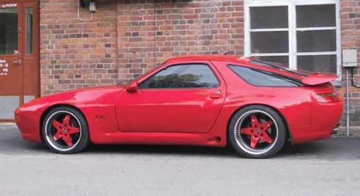 Porsche 944 bodykit