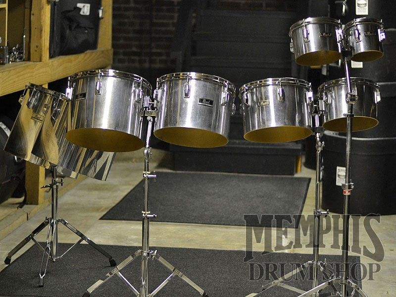 Pearl Concert Toms - 6/8/10/12/13/14/15/16 | Drums | Pearl