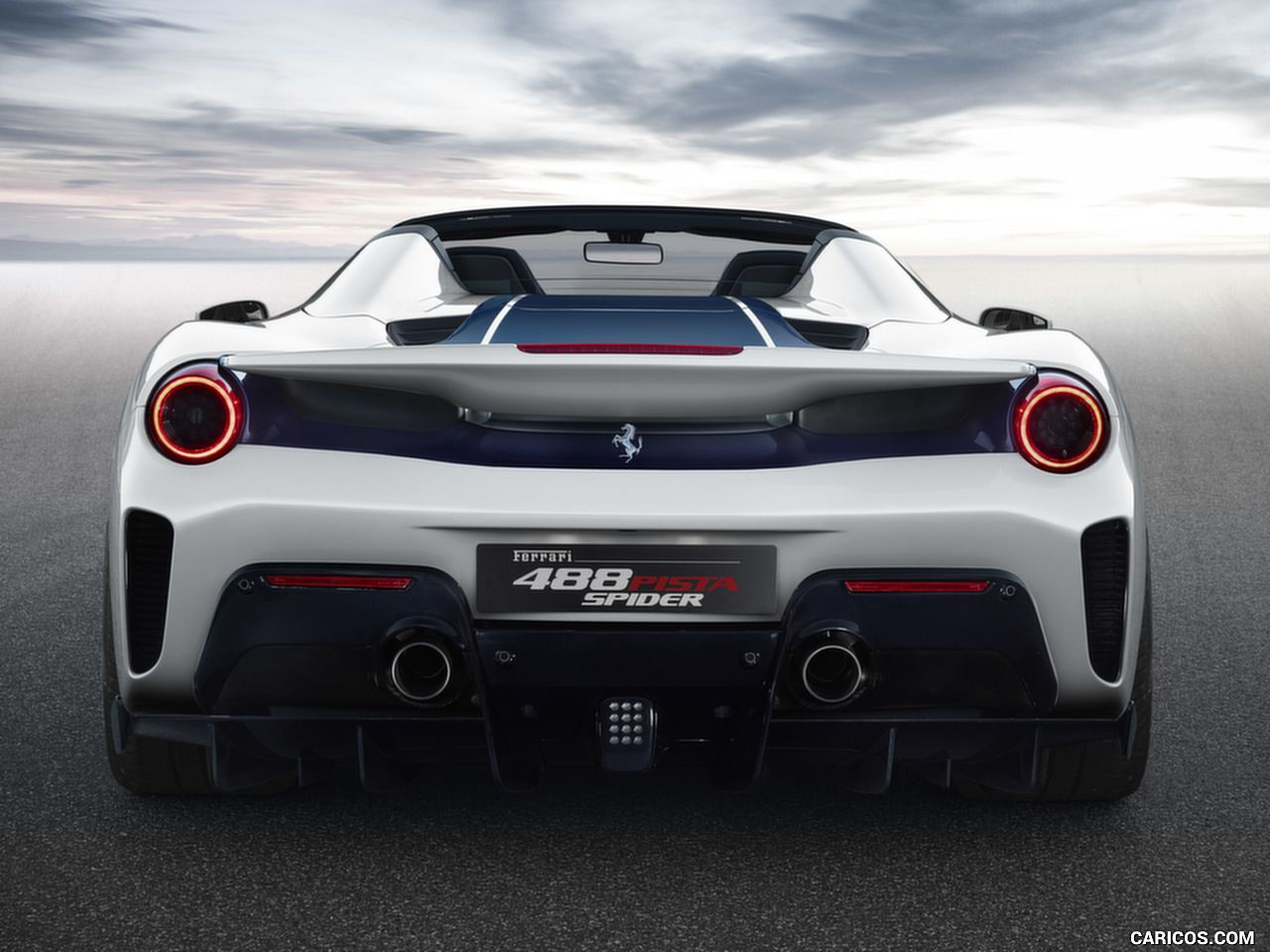2019 Ferrari 488 Pista Spider Wallpaper Ferrari 488 Ferrari Car