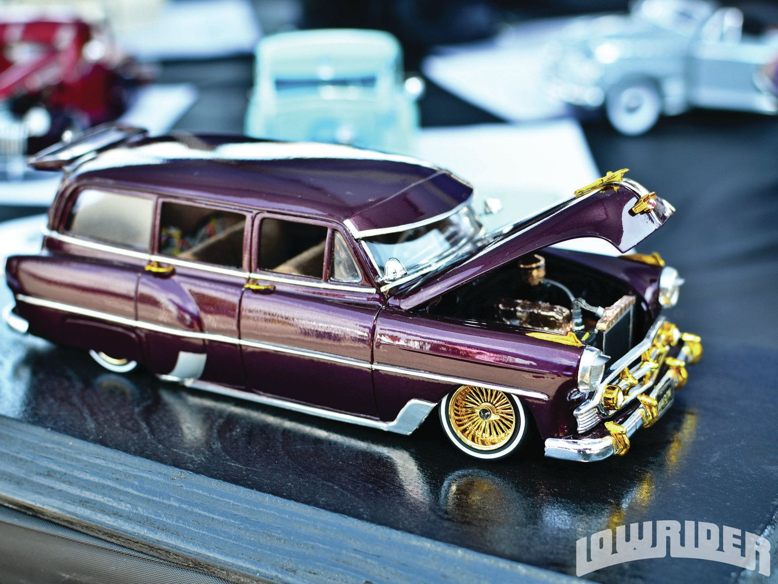 Chevy Wagon low rider | Die cast & model kit | Pinterest | Low ...