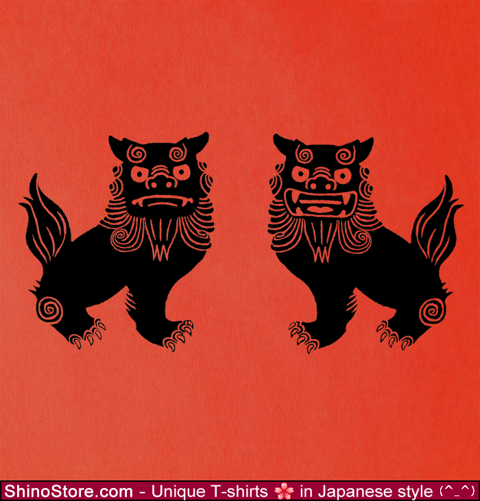 Related Keywords &amp Suggestions For Okinawan Shisa Tattoo Designs