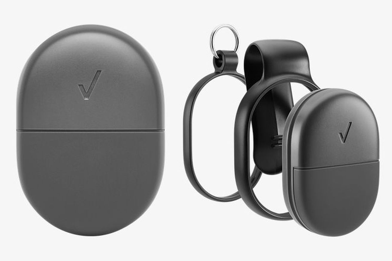 Verizon now sells a 100 tracking device with one year of