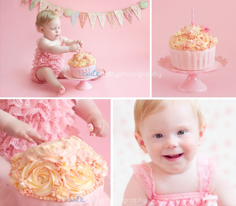 Cake Smash Photography Baby Photography Manchester Happy 1st