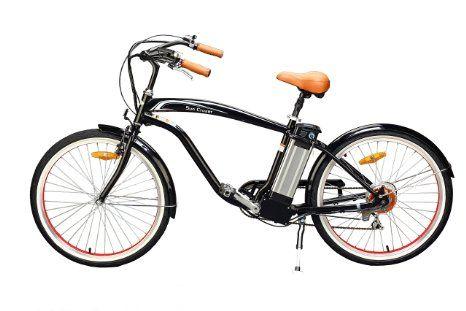 Yukon Trail Sun Cruzer Electric Bicycle Google Search Beach Cruiser Electric Bike Electric Bike Bike
