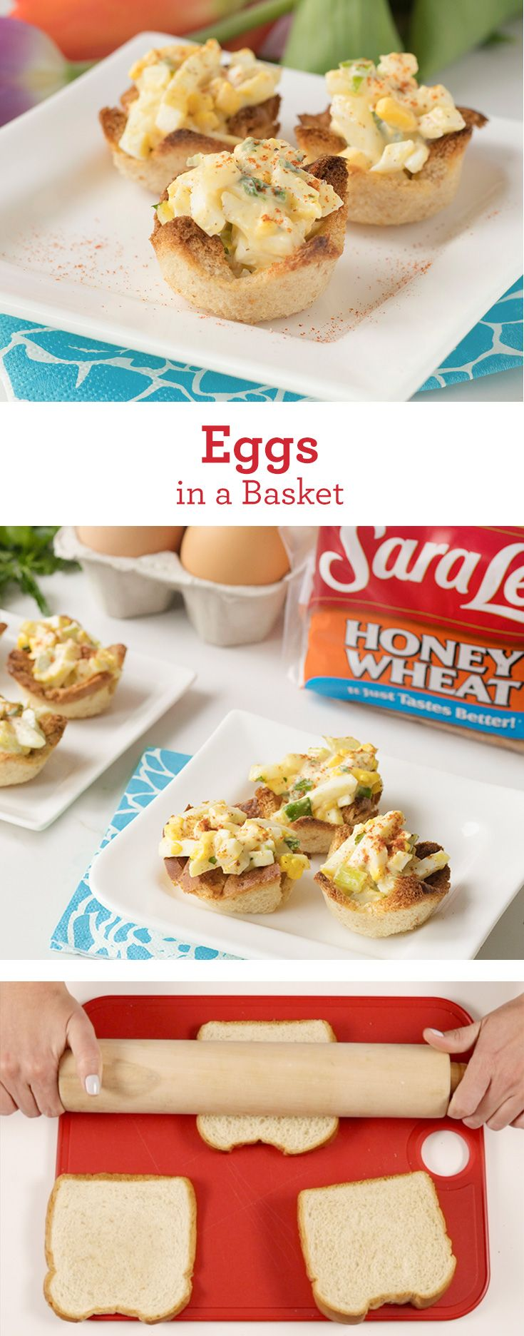 Eggs in a Basket | Recipe | Eggs in a basket, Honey wheat ...