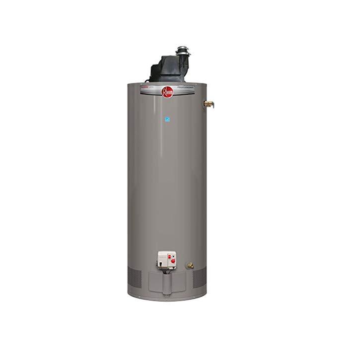 Rheem Prog50 42n Rh67 Pv Professional Classic Residential 42k Btu Power Vent Natural Gas Water Heater 5 Gas Water Heater Water Heater Natural Gas Water Heater