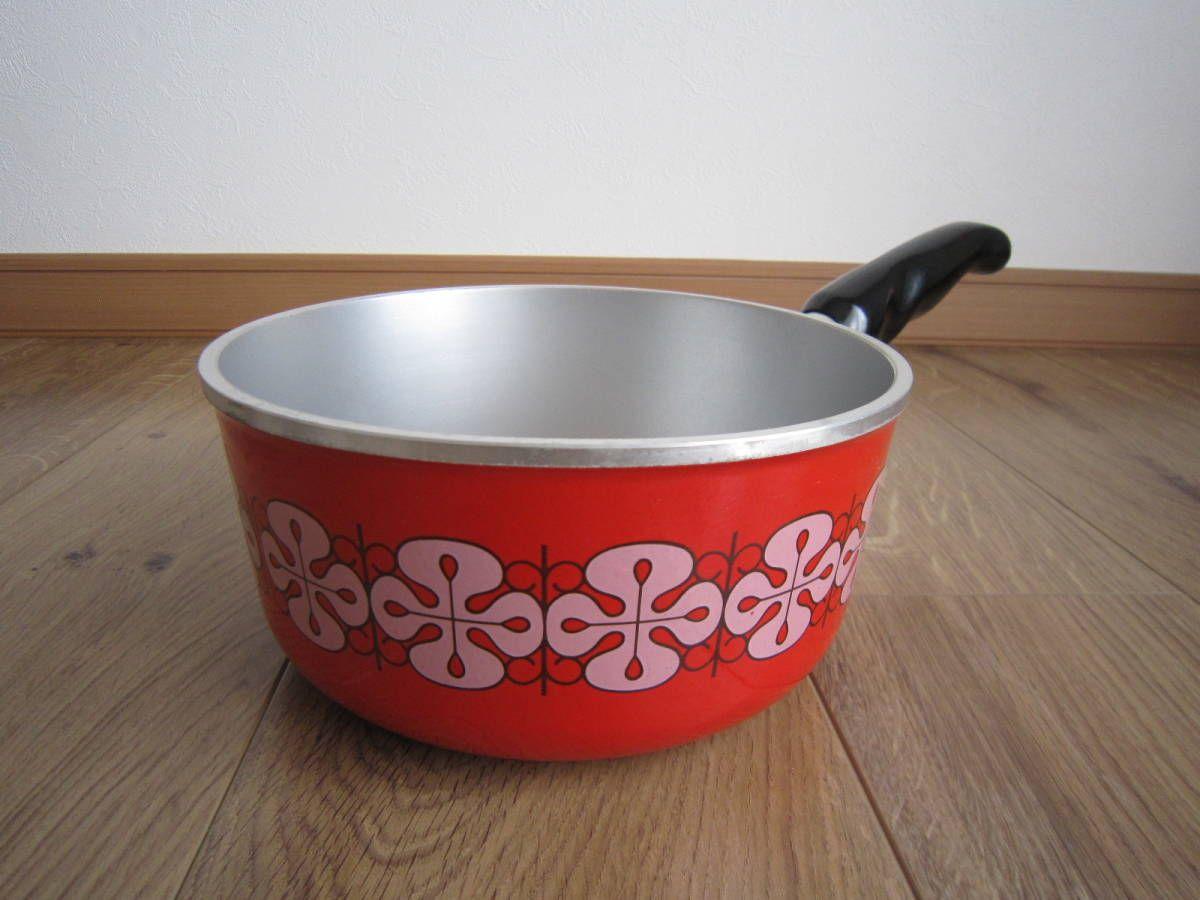 鍋 ホーロー 片手