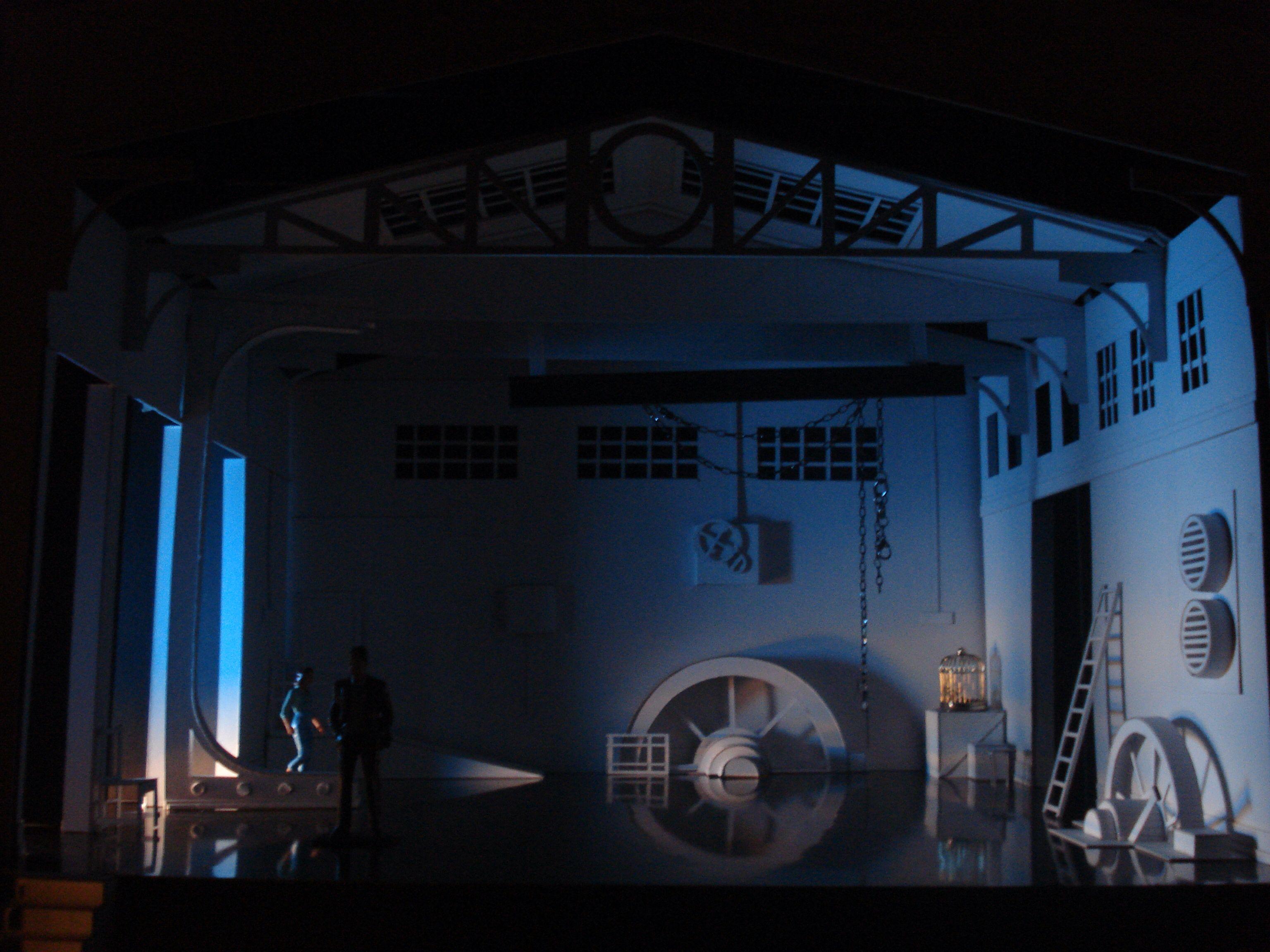 """My scenic design for """"Cosentino"""" live show Melbourne, regent theatre"""