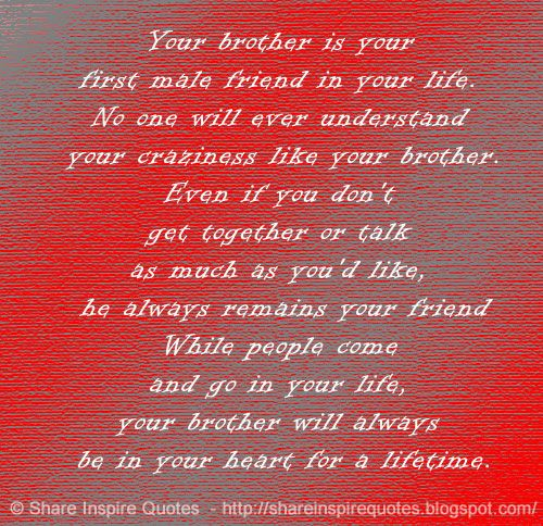 Loss Of Brother Missing At The Holidays Inspirational Sayings   Yahoo Image  Search Results