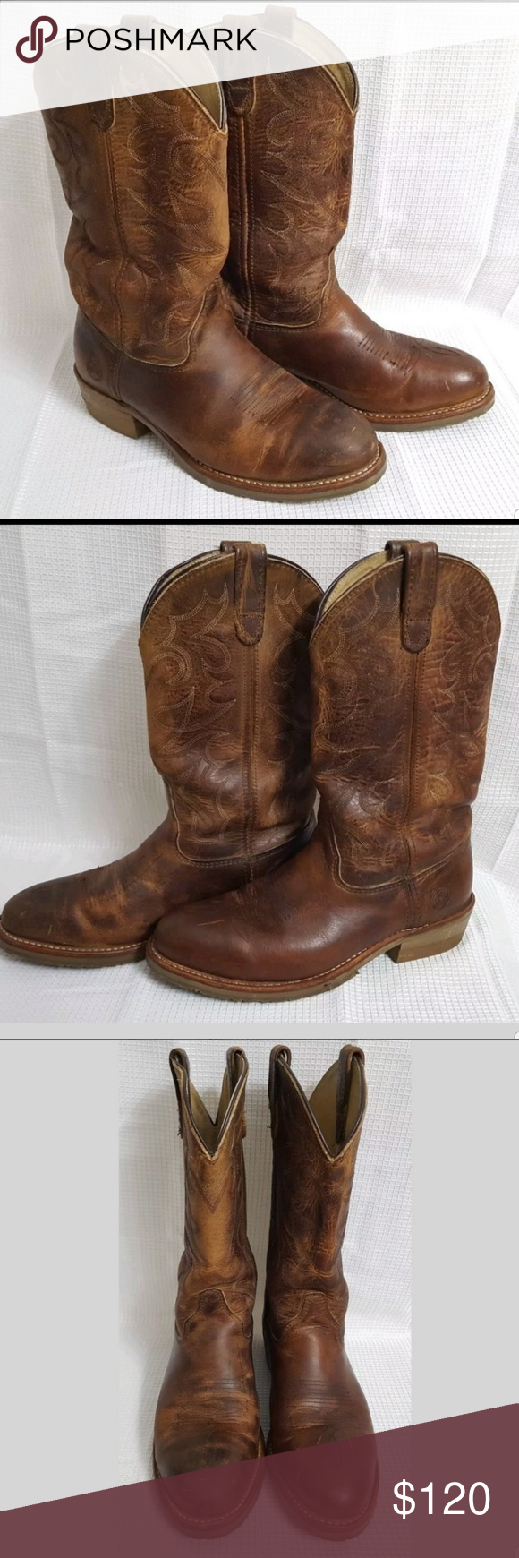 dh1592 double h boots