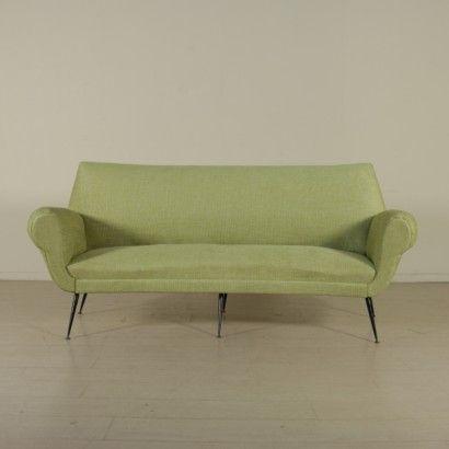 Divano anni 50-60 | Modernariato & Design | Pinterest | Sofa, Couch ...