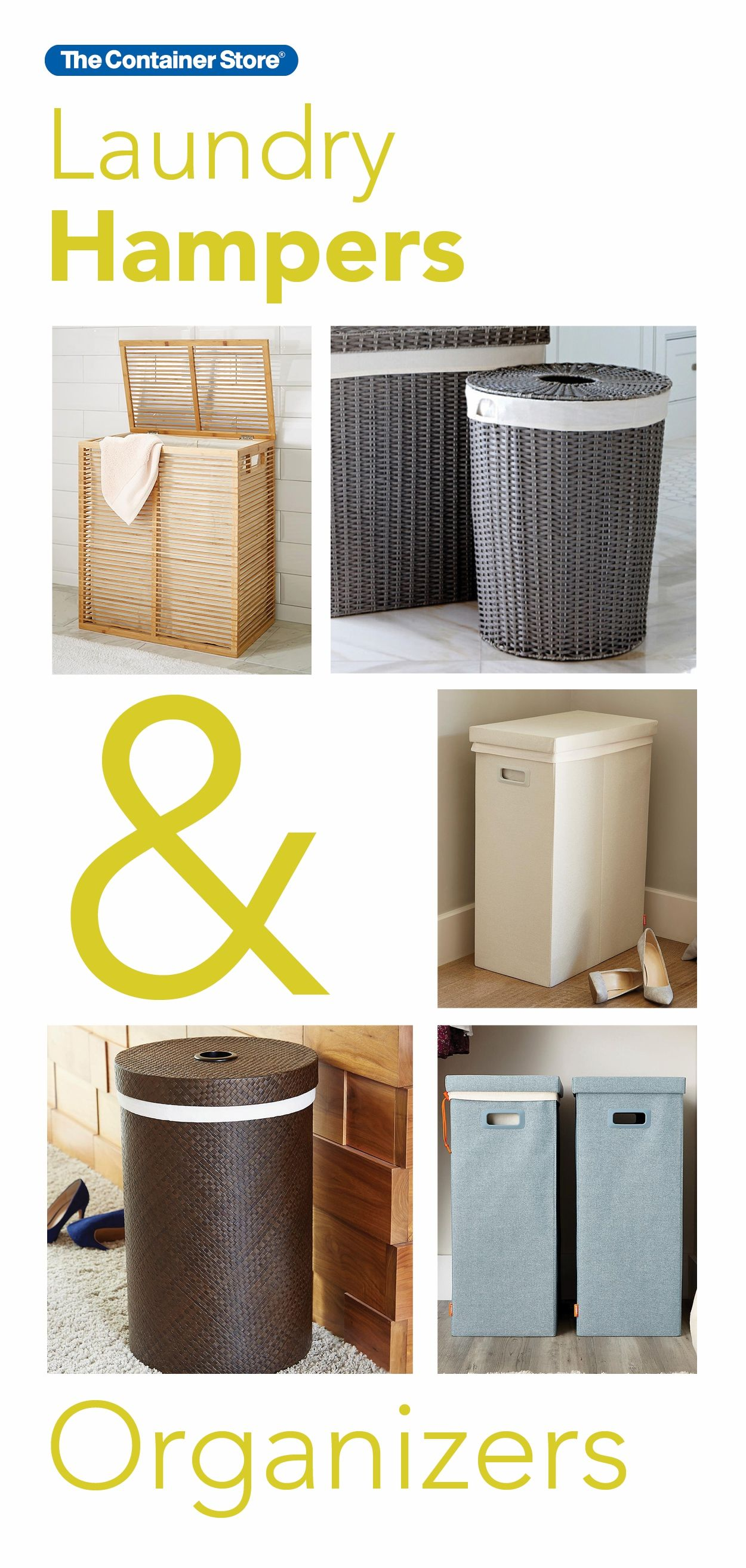 Our Stylish Hampers And Baskets Laundry Hamper Fabric Storage