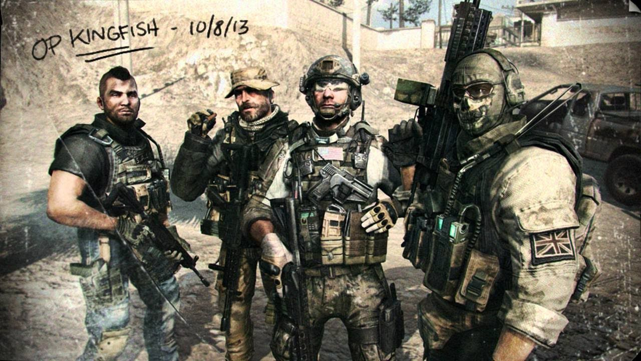Call Of Duty Modern Warfare 3 Game Movie In 2020 Call Of Duty
