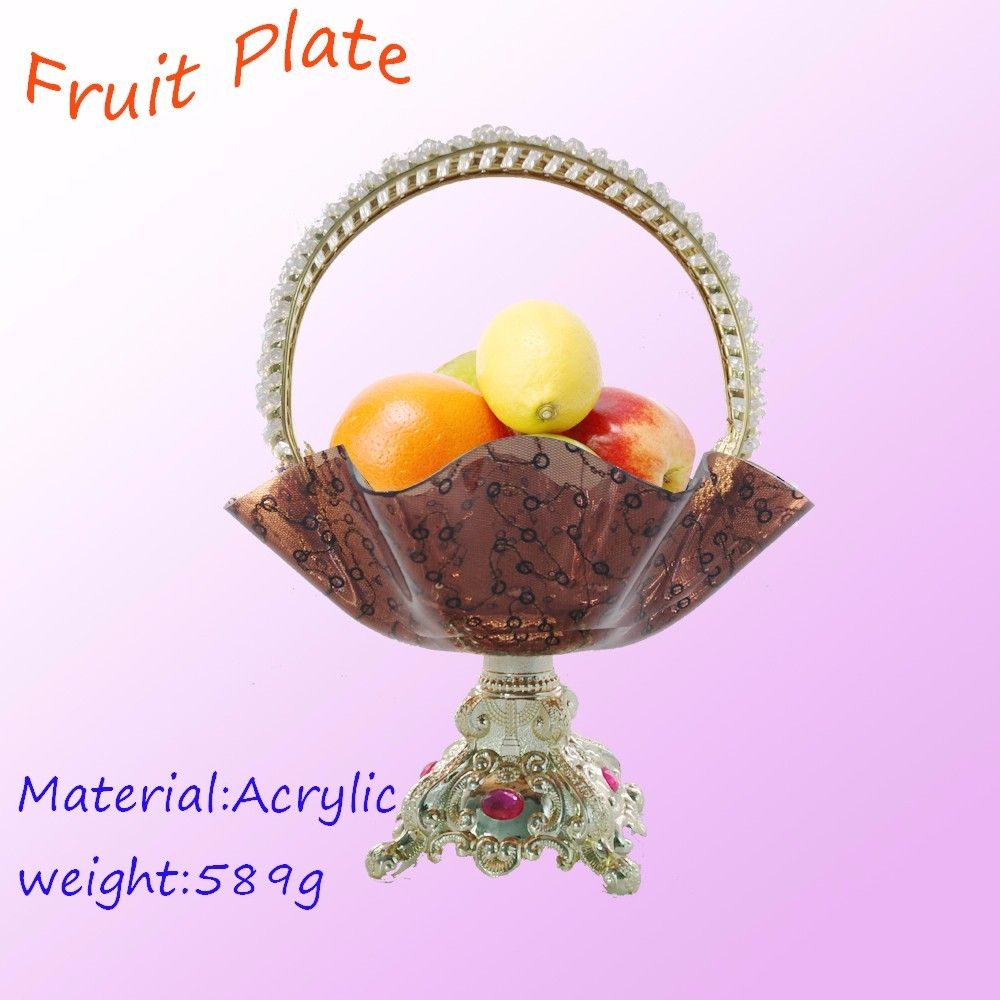 2016 Hot Crystal Fruit Plates Stand Pastry Tray Candy Dishes Cake Desserts Gold Color Party Home Decoration,High Quality Product   Read more at The Bargain Paradise : https://www.nboempire.com/products/2016-hot-crystal-fruit-plates-stand-pastry-tray-candy-dishes-cake-desserts-gold-color-party-home-decorationhigh-quality-product-2/  * Material: High quality* 100% brand new and in good condition* It will hold the shape for years. keep it away from fire, gas oven and knif