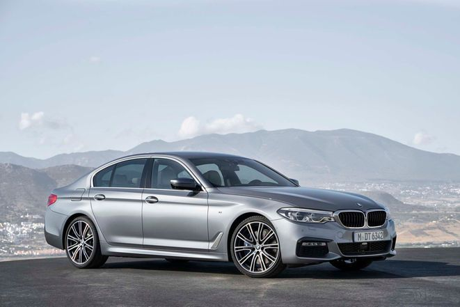 Bmw 5 Series To Launch In India 2017 Bmw 5 Series Bmw 5 Series Bmw