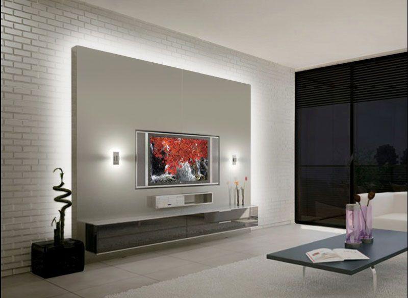 TV Cabinet Living Room Pinterest Wohnzimmer, Fernsehwand und - umbau wohnzimmer ideen