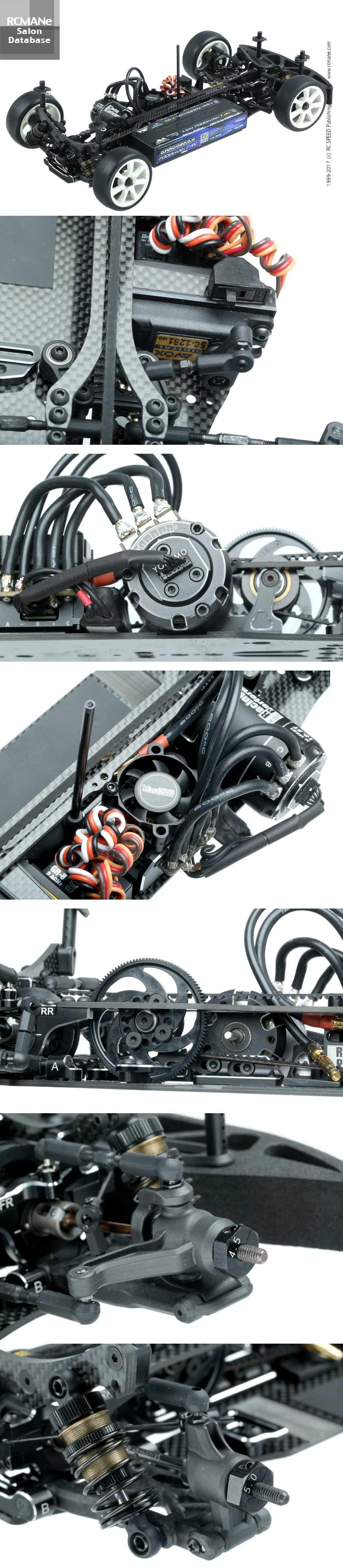 SA085_Yokomo BD8 2017 Black Series.On-Road 1/10 EP Belt-Driven 4WD RC Car.Body PF Touring.Supplier by: Alex Tam(HK)   Rc car bodies. Touring. Rc cars