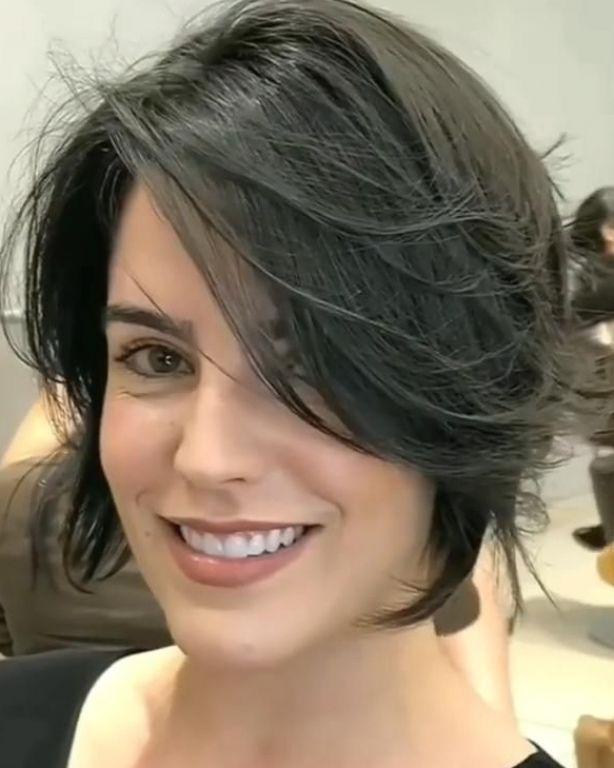 Kısa Saç Kesimi