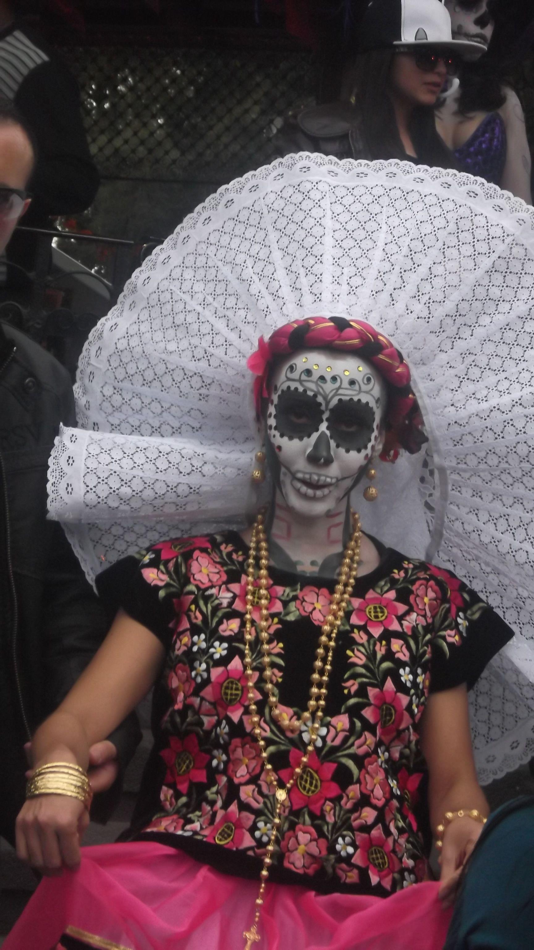 Festival de las Catrinas Coyoacan