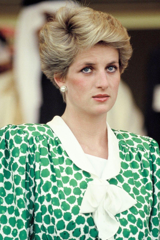 of princess diana's hairstyles