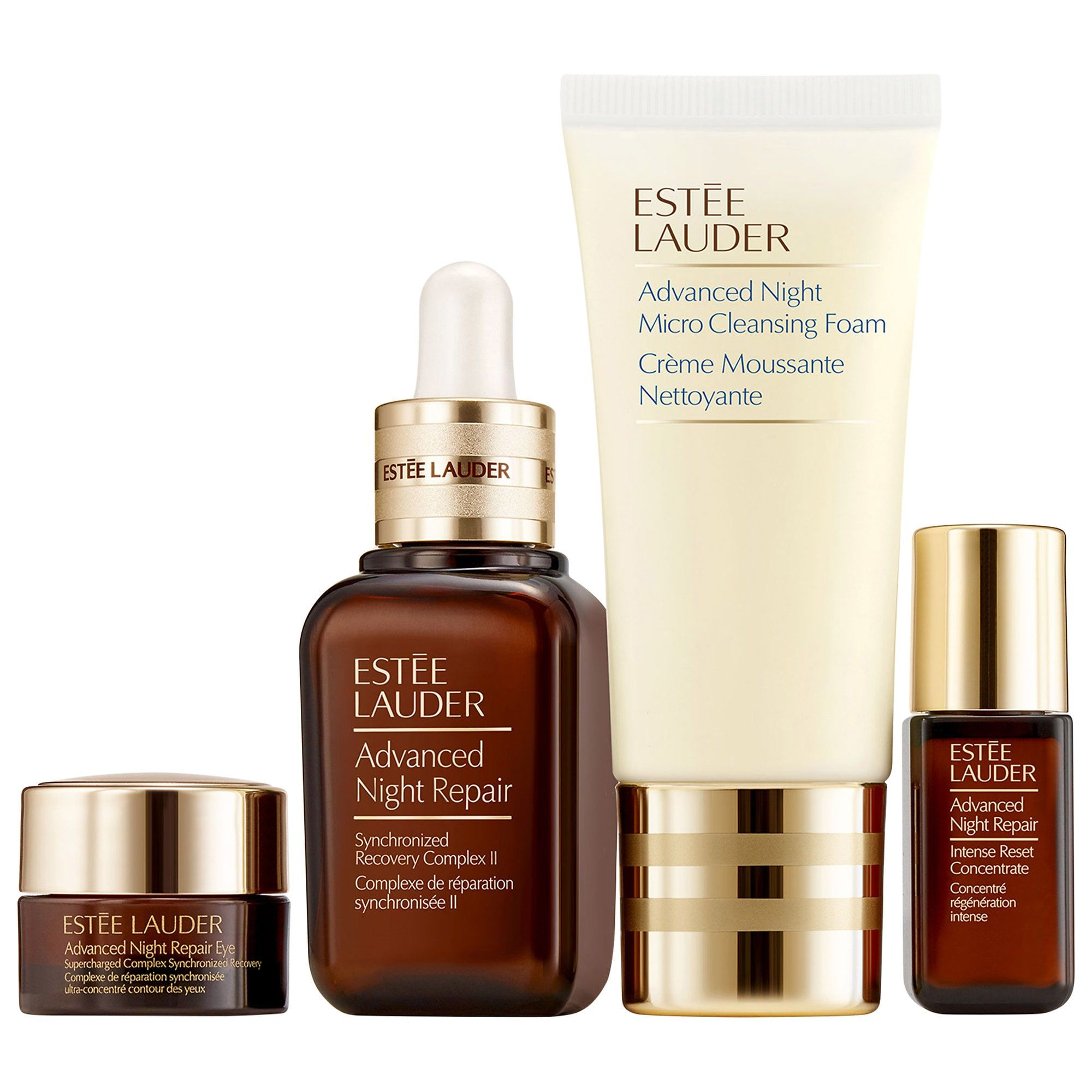 Estee Lauder Powerful Nighttime Renewal Set Modesens In 2020 Estee Lauder Advanced Night Repair Skincare Gift Set Advanced Night Repair