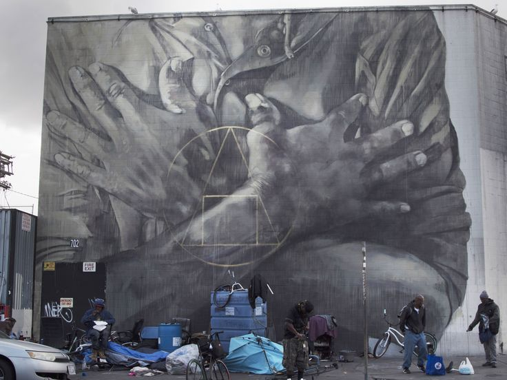 Interview with visual artist faith xlvii political art