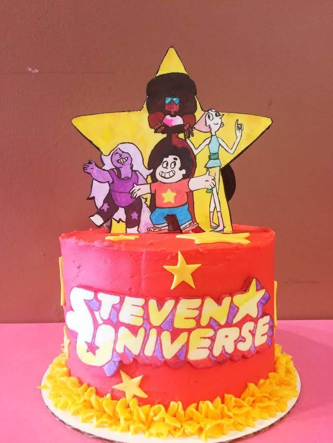 Steven Universe Pretty Cake Machine Food T Steven