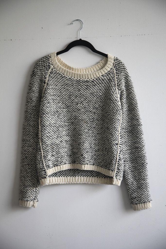 Emma Sweater // kordalknitwear.com | Prjón | Pinterest | Tejido ...